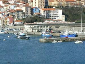 San Sebastian harbour