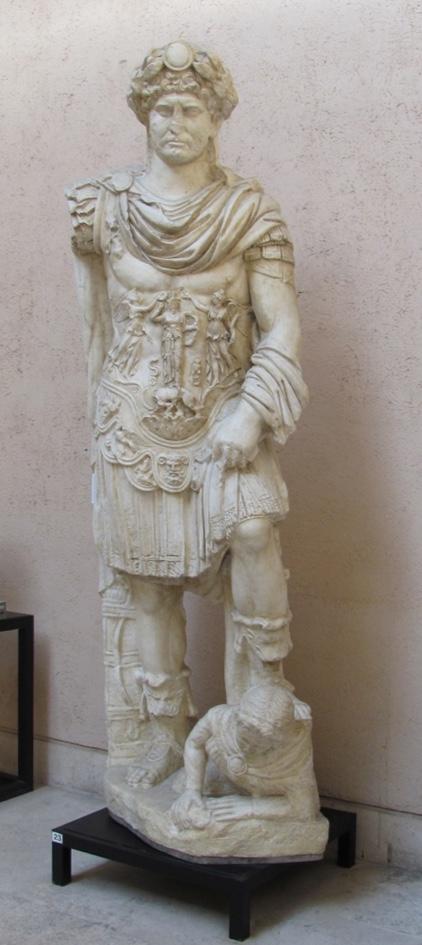 Hadrian_Museum of Roman Civilisation