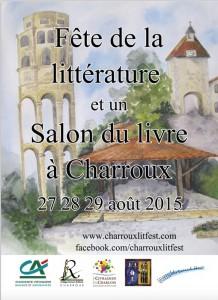 CharrouxLitfest programme
