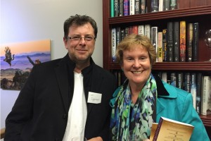 With Conn Iggulden