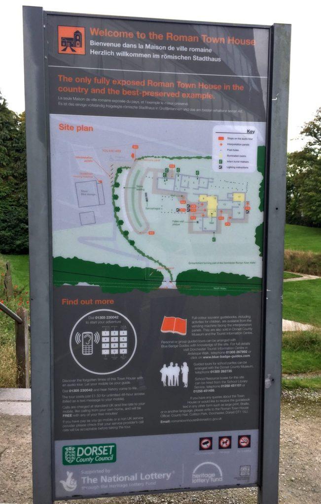 site-info-board