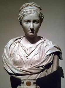 Vibia Sabina (Prado Museum, Madrid)