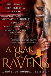 A Year of Ravens cover