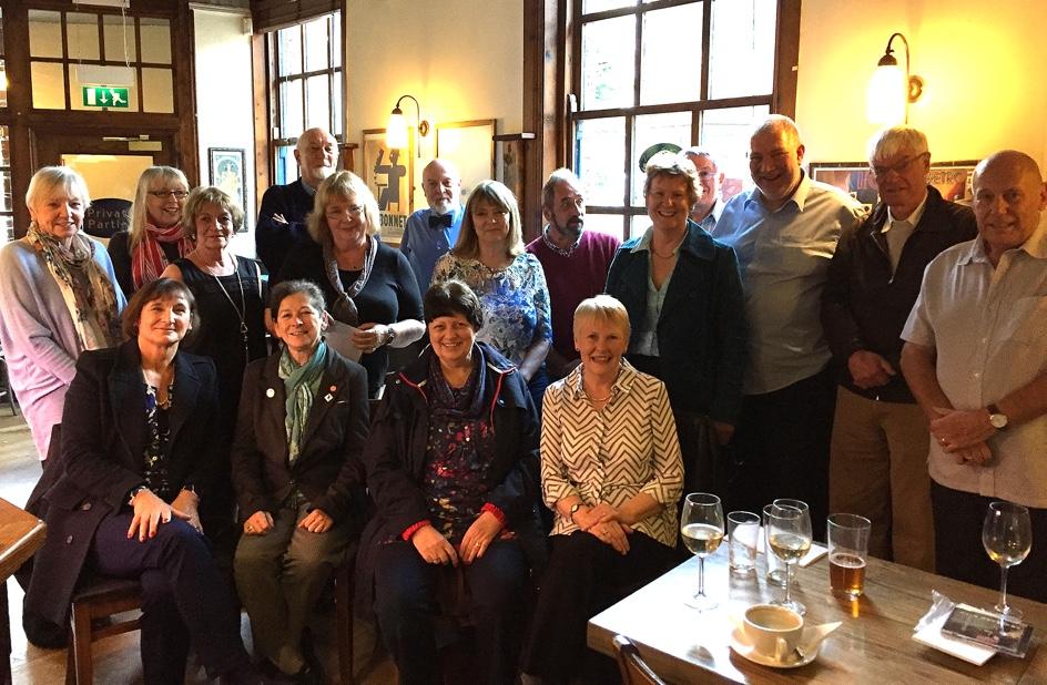 UNI reunion in Leeds