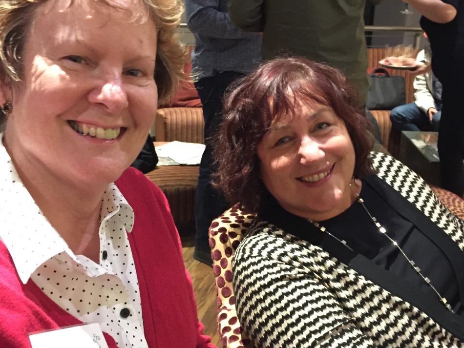 With Rachel Abbott