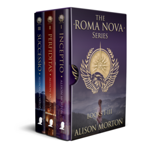 The first Roma Nova box set
