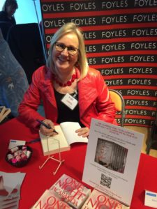Book signing at Foyles