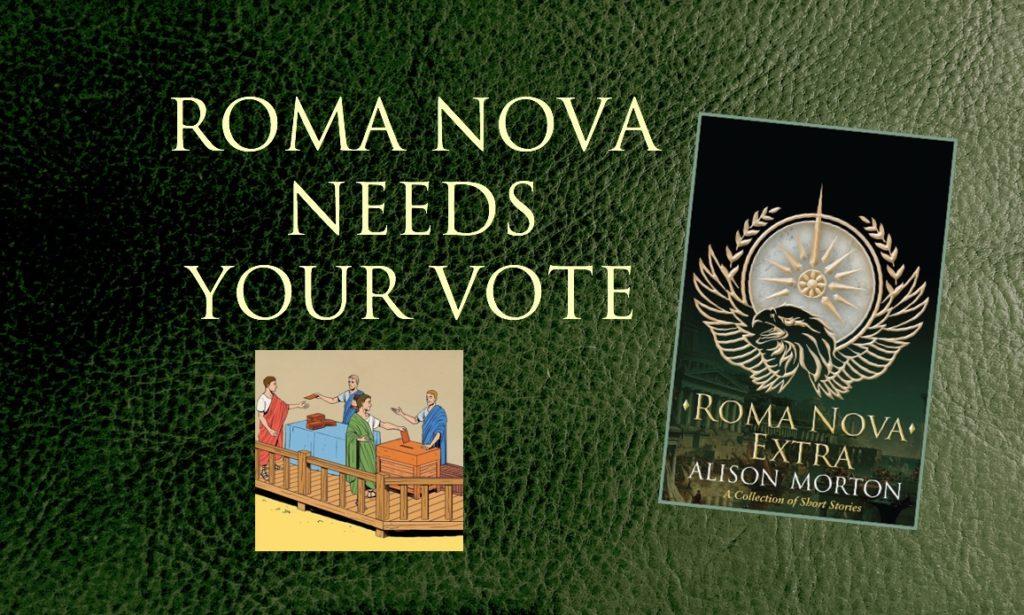Vote Roma Nova!