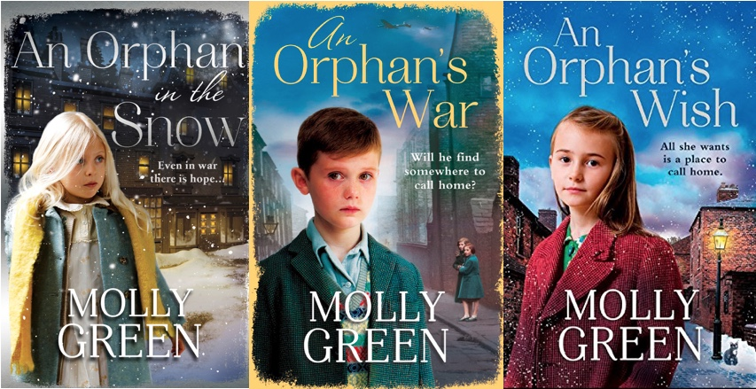 The Orphan series