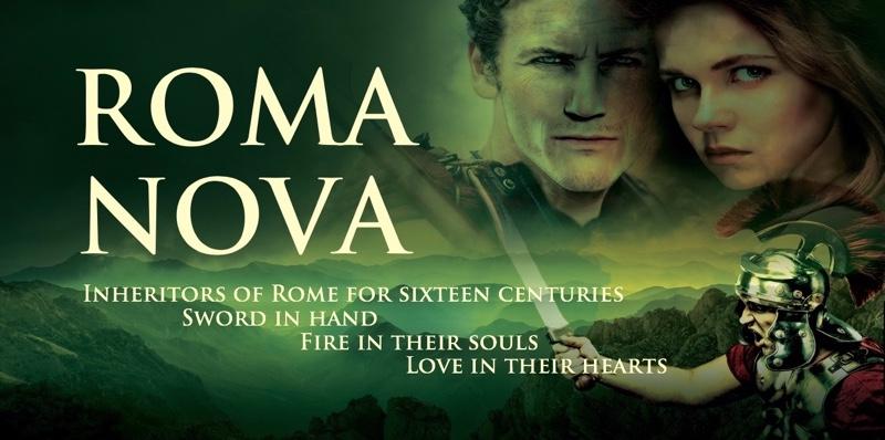 The next full-length Roma Nova story