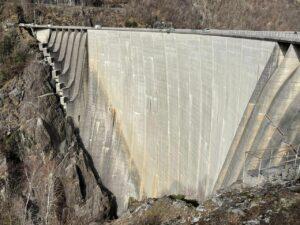 Valle Verzasca Dam